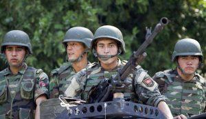 Kyrgyzstan Tajikistan conflict