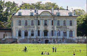 La Grange, Geneva