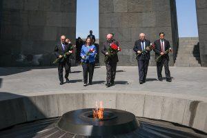 Philip T. Reeker in Yerevan