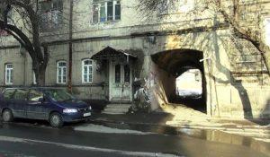 Pushkin str. Yerevan