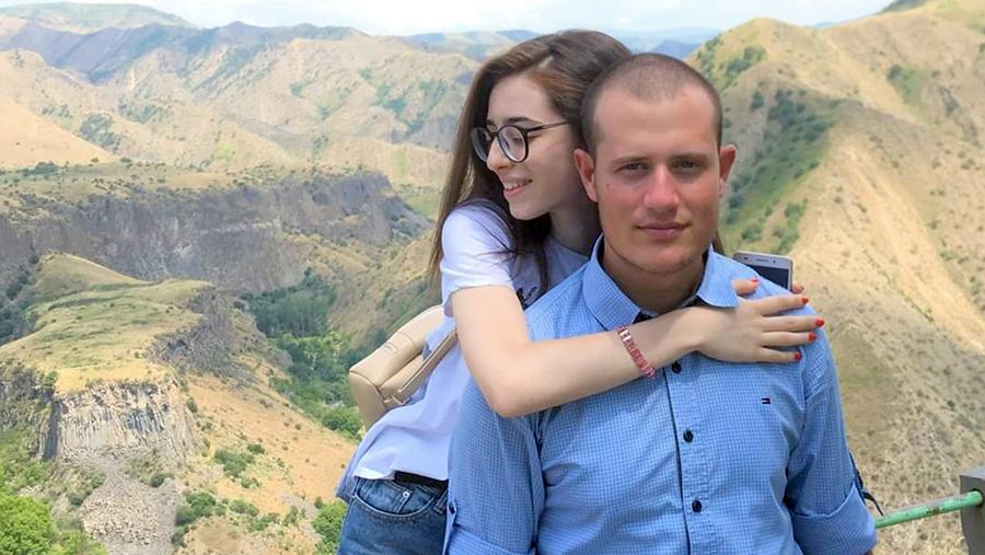 Anna & Samvel Gevorgyan