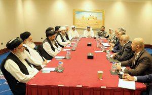 Afghan Government and Taliban