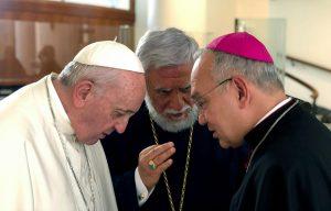 Aram A in Vaticane