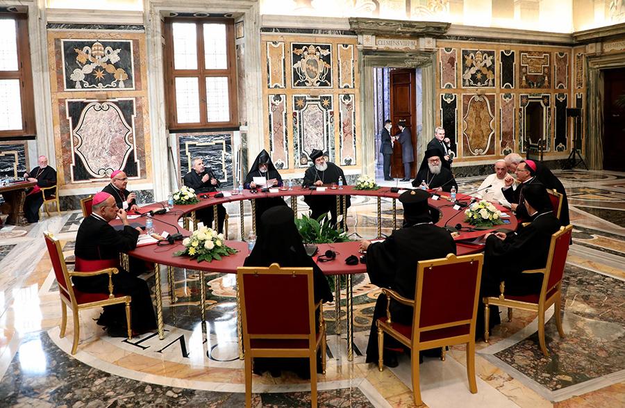 Catolicos Aram A Vaticane