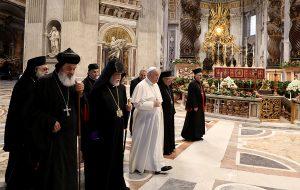 Catolicos Aram A in Vaticane