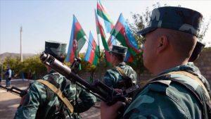 Azer. army Agdam