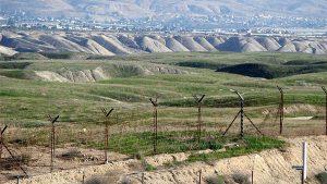 Azerbaijan Iran border