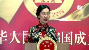 China ambassador in Azerbaijan