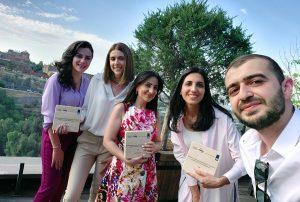Eurasia PF journalists prize
