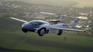 Flying car Slovakia