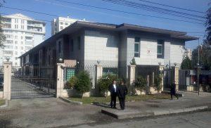 Bishkek Turkey embassy