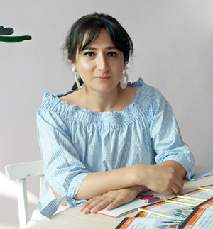 Luisa Zakyan