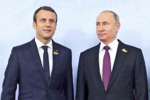 Macrone & Putin