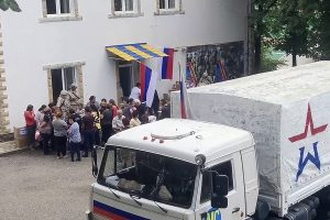 Vank village Artsakh
