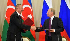 Putin & Aliyev