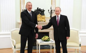 Vladimir Putin & Ilham Aliyev