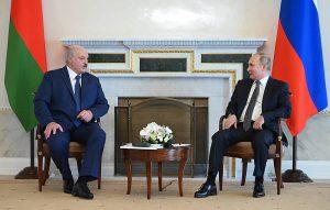 V. Putin & A. Lukashenko