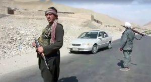 talibs Turkmenistan border