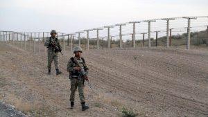 Afghanistan Uzbekistan border