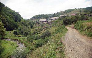 Ahnidzor village
