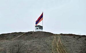 Armenia Azerbaijan border