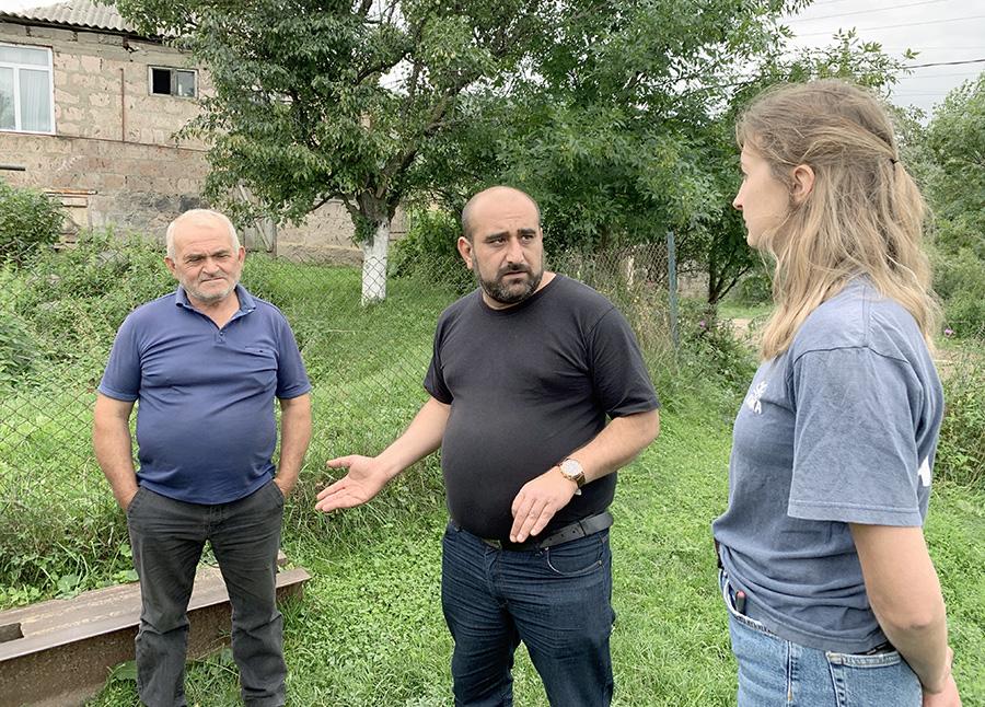 Oleg Dulgaryan & Arnika org