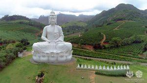statue of the Buddha Brazil