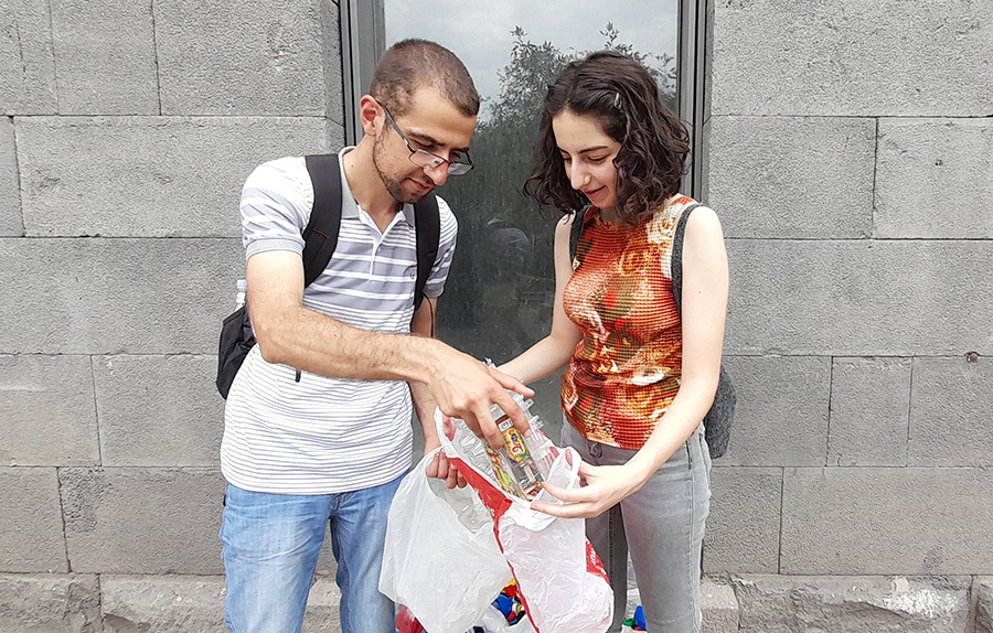 Argishti Darbinyan & Ani Zakoyan