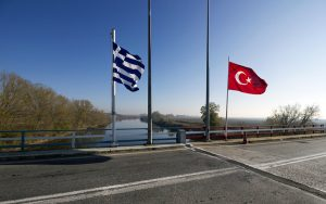 Greece-Turkey border