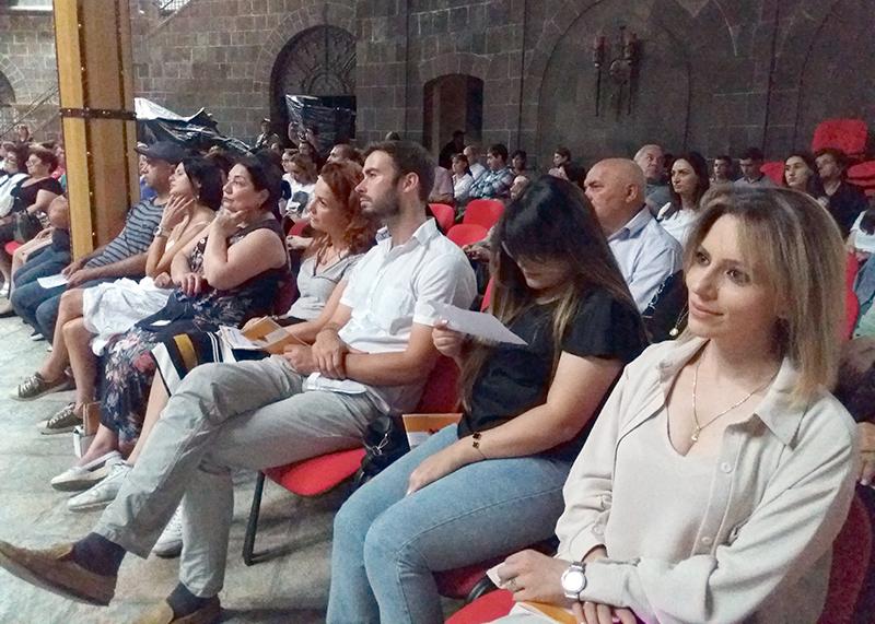 Gyumri concert