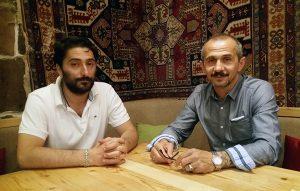 Hrach Vardanyan & Hamlet Gevorkyan