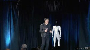Elon Musk Tesla Bot