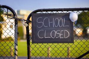 India School closed
