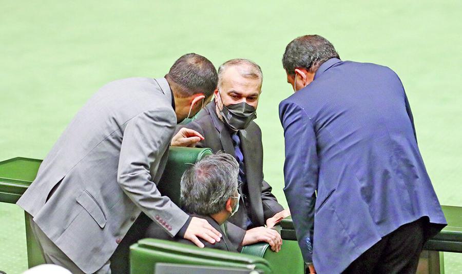 Iran government