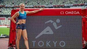Cristina Tikhanovskaya