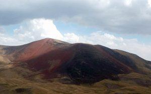 Karmir katar mountain