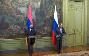 Lavrov & Mirzoyan Moscow