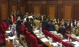 Parliament Armenia