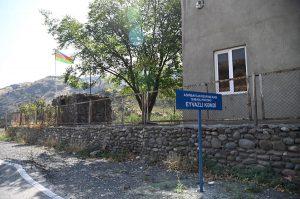 Syunik marz road