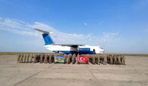 Turkey Azerbaijan army