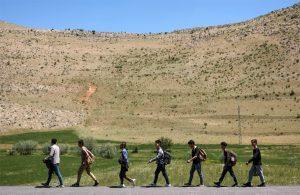 Turkey-Iran border