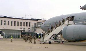 UK army left Kabul
