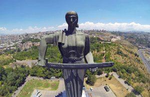 Mother Armenia Yerevan