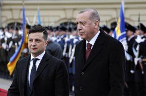 Zelensky & Erdogan
