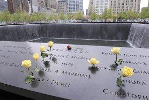 11 sept. 2001 Memorial