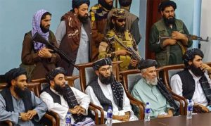 new government in Afghanistan
