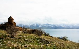 Armenian Church of Akdamar Island