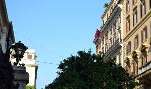 Armenian Embassy in Italyy