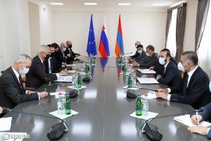 Ivan Korchok & Ararat Mirzoyan
