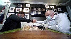 Aronyan vs Kasparov